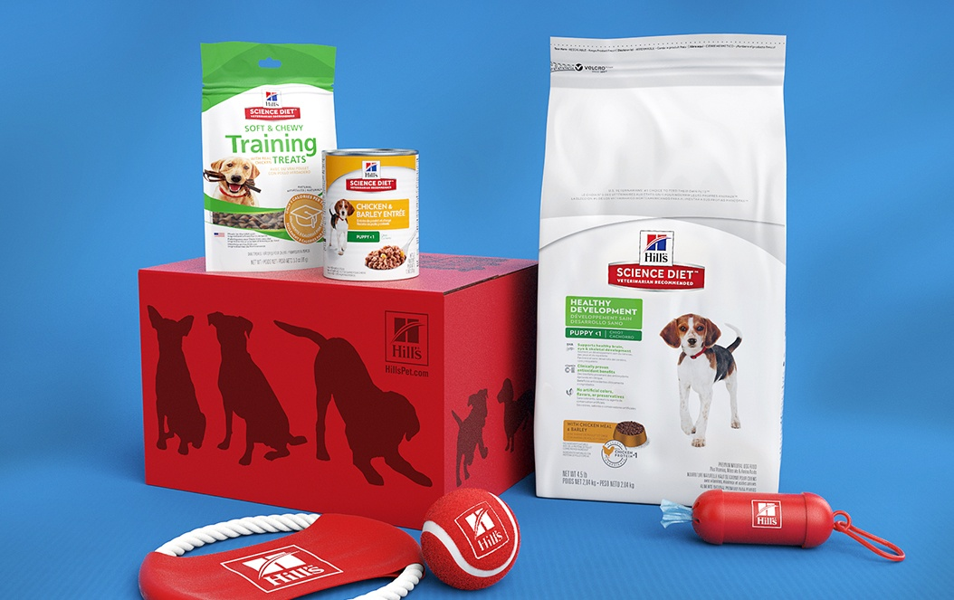 Hill's Science Diet Pet Toy Promotion Pack